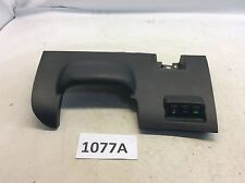 13-15 NISSAN SENTRA UNDER DASH LEFT LOWER TRIM COVER PANEL W/ SWITCH OEM 1077A S