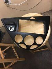00 01 02 03 04 Ford Focus Radio Heater Bezel W Storage Tray