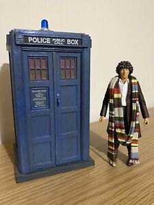 Fourth Doctor And TARDIS Figurine (Shada)