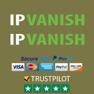 IPvanish VPN - premium acc - auto renew - lifetime warranty - unlimited devices