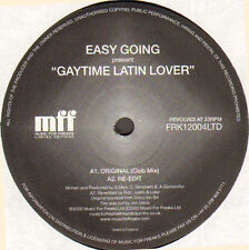 EASY GOING - gaytime Lover -Original, no ears Dub RMX - music for FREAKS