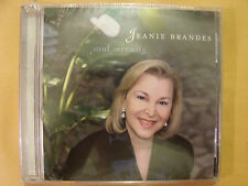 Jeanie Brandes, Soul Serenity, Brand, New, Sealed,  Awesome CD!!