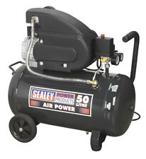 Sealey SAC5020E 50lt Compressor 2hp, 6.8cfm