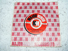 Malcolm Roberts  May I Have The Next Dream With You / Where Did  I Go Wrong  7""