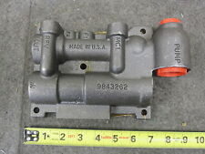 Ford Tractor 9843262 Cooler Bypass Valve 05E01 Fits Ford 8670 New