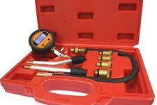DIGITAL LCD GAUGE AUTO ENGINE CYCLINDER COMPRESSION TESTER GAUGE KIT