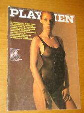 PLAYMEN 1974/2=PAOLA SENATORE=ORNELLA MUTI ELEONORA GIORGI=JEAN PIERRE MUHLSTEIN