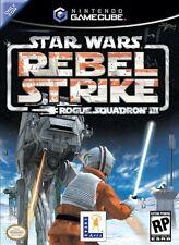 Star Wars Rebel Strike Nintendo Gamecube Game Complete