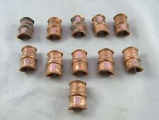 Lot Of 11 New Thomas Amp Betts Pink Die Copper C Tap Connector Part 54730