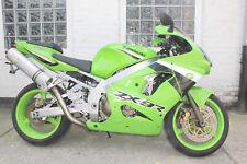 Kawasaki ZX-9R, ZX900E, Motorhalteschrauben Set, motor holder set  Modell 2003