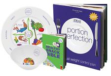 Portion Perfection Portion Control Kit - Porcelain - Inc. Delivery