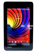 """Toshiba Excite Go (AT7-C8) 7"""" Android Tablet - Blk/Silver - 8GB - Intel Atom CPU"""