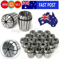 19x ER32 Metric Spring Collet Set Highly Clamping Forc For CNC Chuck Milling