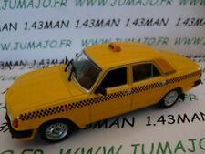 RUS39 Voiture 1/43 IXO déagostini RUSSE Service : GAZ 3110 VOLGA taxi