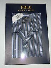 BNIB Ralph Lauren Pyjama Set. Sutton Stripe  Size L. Gift Idea!