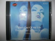 Michael Jackson She's out of my life-The Michael Jackson story 1 (16 trac.. [CD]