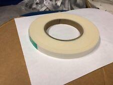 UHMW-PE-20 UHMW Polyethylene Film Tape: 1/2 in. x 18 yds. Natural/Transluce