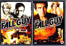 FALL GUY - Complete Seasons 1 & 2 Lee Majors DVD Region 4 New & Sealed
