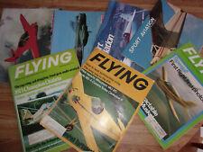 New ListingFlying and Sport Aviation magazines.