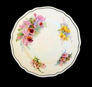Beautiful Royal Doulton Orchid Salad Plate