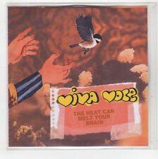 (GS507) Viva Voce, The Heat Can Melt Your Brain - DJ CD