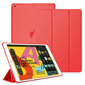 """For iPad 7/8th Gen 10.2"""" 2020 2019 5/6th 9.7 Ultra-Slim Leather Stand Case Cover"""