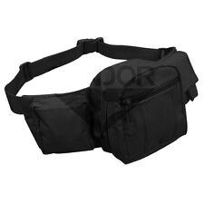 CONDOR #143 Tactical Waist Pistol Concealed Carry Fanny Pack Bag Gun Holster BLK