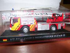voiture pompiers iveco Magirus dreihleiter del prado
