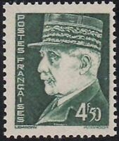 """FRANCE STAMP TIMBRE N° 523 """" MARECHAL PETAIN 4F50 """" NEUF xx TTB"""
