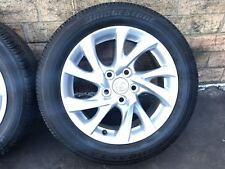 Toyota Corolla Genuine 16 inch Wheels and Tyres Used Set Of 4