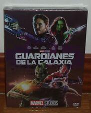 GUARDIANES DE LA GALAXIA SLIPCOVER DVD NUEVO PRECINTADO ACCION (SIN ABRIR) R2