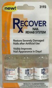Sally Hansen Recover Nail Rehab System 3193
