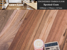 Sample: 14mm Spotted Gum Engineered Flooring Hardwood Timber Flooring