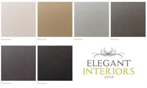 Metallic Fabric Blackout Replacement Slats (89mm) - Shima