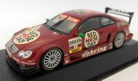 Minichamps 1/43 Scale diecast 400 043318 Mercedes Benz CLK Coupe DTM 04 Mucke