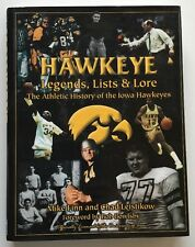 Hawkeye Legends, Lists and Lore by Mike Finnie and Chad Leistikow
