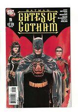Batman - Gates of Gotham #5 | Nguyen Variant | DC Comics - October 2011