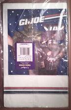 G.I.JOE Star Brigade. Tablecover. 1993. NEW. Sealed.