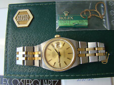 RARE VINTAGE ROLEX OYSTER QUARTZ  17013 BOX / PAPER FULL SET ! 1980