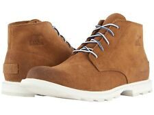 NEW Sorel Madson Waterproof Suede Boots Men's Size 9