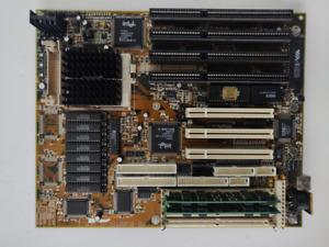 BIOSTAR MB-8500TAC-A VER.1 + Pentium 133 MHz + 32 MB RAM
