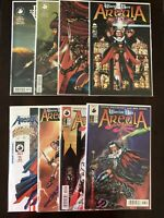 Warrior Nun Areala & Antarctic Press 8 Issue Comic Lot Netflix Crossovers!