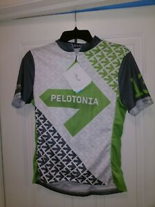 New NWT Pelotonia Bike Race For Cancer Cycling Shirt Women's Large