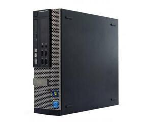 Dell Optiplex 9020 SFF Intel i7 4770 3.40GHz 16GB Ram 2TB SSD Wifi Win 10 Pro