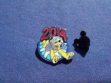 Disney Pin - 2014 DLR/WDW Mystery Collection - Pluto