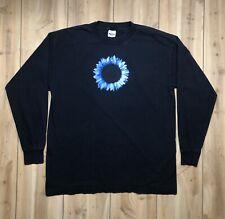 Vtg 90s Bush Razorblade Suitecase Tour Longsleeve T Shirt Size XL Black 1996