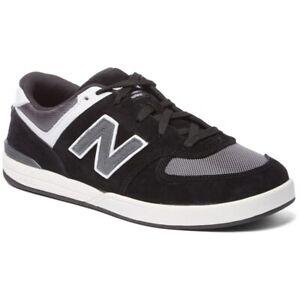 Men's 10 New Balance Numeric 636 Black/grey/white skate shoes lifestyle