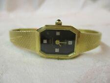 Vintage Jules Jurgensen quartz Ladies Watch 510