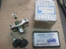Genuine Subaru 1980 - 1984 Station wagon Key Lock Back Dr Cylinder & Keys