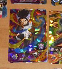 DRAGON BALL Z DBZ DBS HEROES CARD PRISM HOLO CARTE SH2-52 SR MADE IN JAPAN NEUF